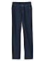 Women's Regular Starfish Jean-style Refined Stretch Indigo Jersey Straight-leg Trousers