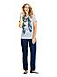 Le Pantalon Starfish Style Jean 5 Poches Femme, Taille Standard
