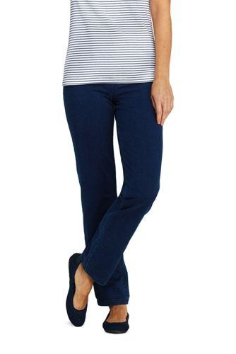 9c4c29d9a63c00 Starfish Jersey-Schlupfhose im Jeans-Look für Damen
