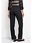 Women's Regular Starfish Jean-style Refined Stretch Jersey Straight-leg Trousers