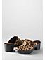 Women's Regular Carly Leopard Print Clogs