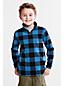 Boys' Camo Print Thermacheck® 100 Half-Zip Fleece Pullover