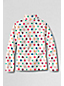Little Girls' Print Thermacheck® 100 Half-Zip Fleece Pullover