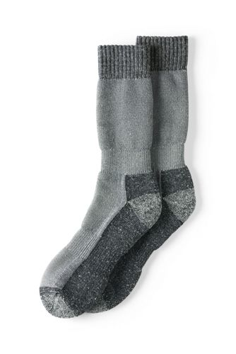 Men's Regular Snow Pack Boot Socks