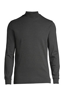 Men's Supima Jersey Polo Neck