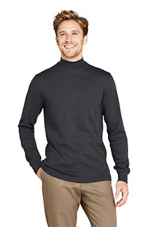 Le Pull Supima Col Montant Homme