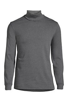 Men's Supima Jersey Roll Neck