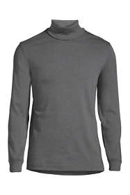 Men's Big and Tall Super Soft Supima Turtleneck