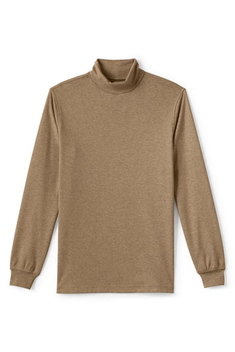 Men's Super Soft Supima Turtleneck