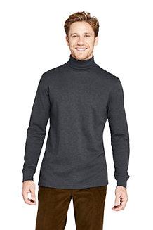 Men's Supima Jersey Roll Neck
