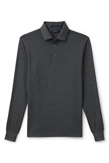 Men's Supima Jacquard Polo