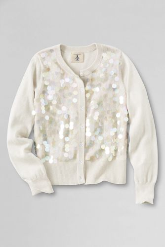 Little Girls' Sparkle Sophie Cardigan