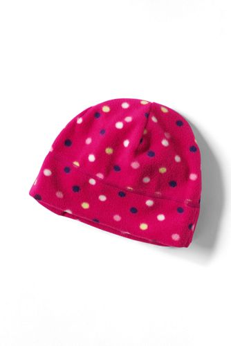 Girls' Patterned ThermaCheck® 100 Fleece Hat