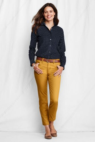 Women's Regular Patterned Cord Shirt