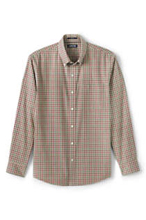 Men's Traditional Fit No Iron Twill Shirt, alternative image