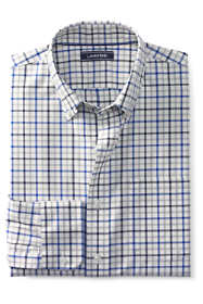 Men's Big & Tall Traditional Fit No Iron Twill Shirt