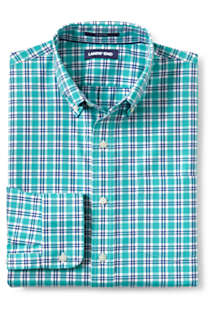 Men's Tailored Fit No Iron Twill Shirt, Front
