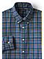 CLASSIC FIT. Bügelleichtes Twillhemd für Herren