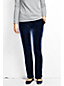 Women's Regular Stretch Knit Velvet Trousers