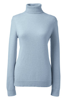 Women's Cashmere Roll Neck