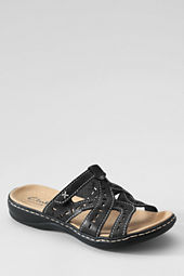 Women's Clarks Leisa Truffle Sandals
