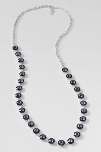 Brilliant Long Necklace