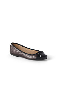 Women's Brooklyn Cap Toe Ballet Shoes