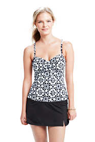 Women's Petite Beach Living  Adjustable Top
