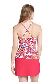 Women's Long Mastectomy Beach Living Adjustable Top, Unknown
