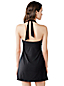 Women's Regular Beach Living Halter Dresskini Top
