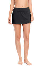 Women's Petite Tummy Control Swim Skirt Mini SwimMini