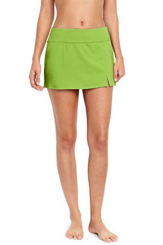 Women's Mini SwimMini Skirt from Lands' End