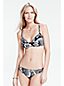 Women's Beach Living Paisley A-C Cup Ruched Bikini Top