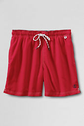"Men's 6"" Lighthouse Solid Volley Swim Shorts"
