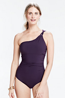 Women's Shape & Enhance One Shoulder One-piece