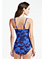 Women's Regular Shape & Enhance Floral Sweetheart Swimsuit