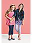 Jeansjacke für kleine Mädchen