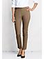 Women's Plus Side-zip Stretch Twill Ankle Trousers