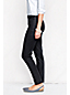 Women's Plus Side-zip Stretch Twill Ankle Trousers