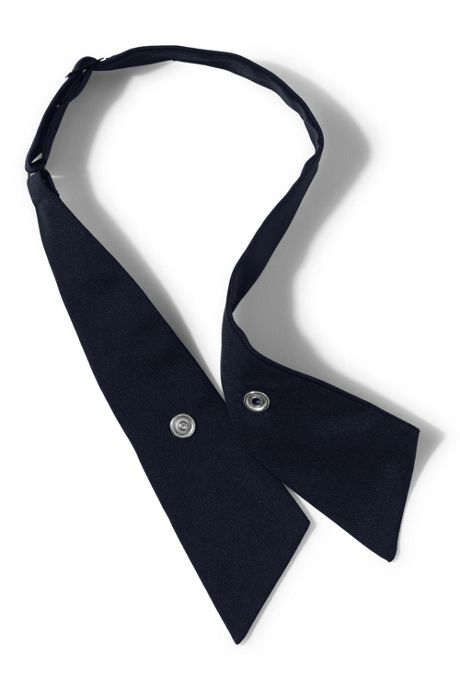 School Uniform Girls Cross Tie