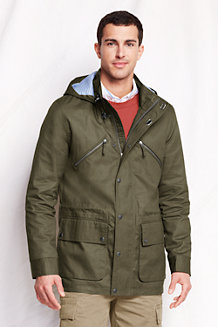 Men's Casual Cotton Jacket