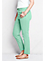 Women's Plus Coloured Low Rise Slim Ankle Jeans