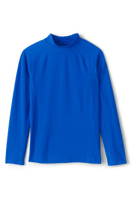 Little Boys Long Sleeve Rash Guard
