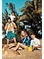 SunSafe-Kurzarmshirt mit Print für Baby Jungen