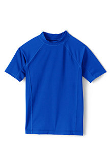Boys' Short Sleeve Rash Vest
