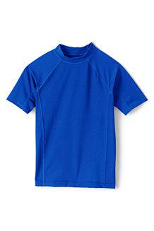 SunSafe-Kurzarmshirt für Jungen