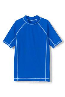 Le T-Shirt de Bain Uni Manches Courtes Garçon
