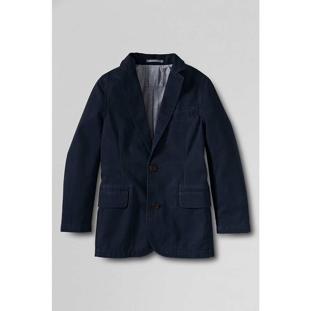 Lands' End Boys' Chino Cadet Blazer at Sears.com