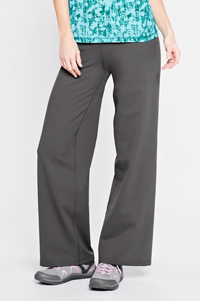 Lands' End - Activewear Relaxed Hose - 1