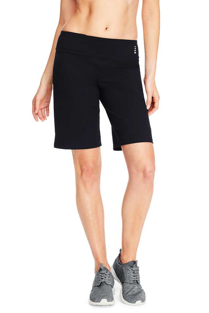 Women's Active Relaxed Shorts - Lands' End